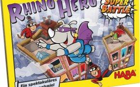 Rhino Hero Super Battle: copertina