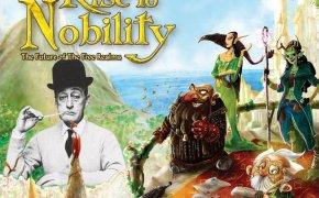 Rise to Nobility copertina