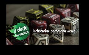 I Kickstarter della settimana 1/2019