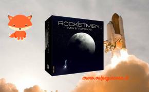 Rocketmen: la conquista dello Spazio secondo Wallace