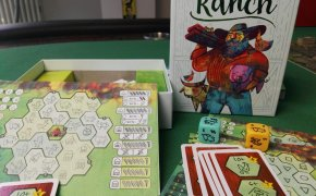 Rolling Ranch: materiali