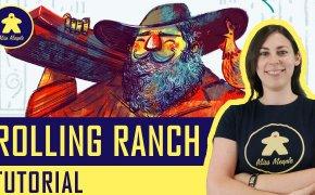 Rolling Ranch Tutorial – Gioco da tavolo – La ludoteca #81