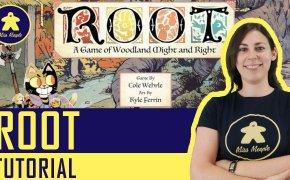 Root Tutorial – Gioco da Tavolo – La ludoteca #86