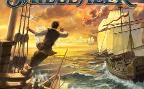 Sailblazer copertina