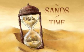 The Sands of Time: copertina