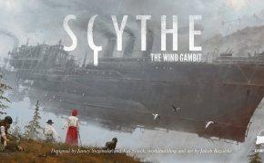 Scythe: The Wind Gambit: copertina