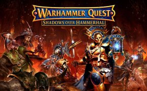 Shadows over Hammerhall: copertina