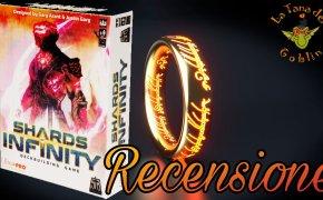 Shards of Infinity: un deckbuilder per ghermirli e nel buio incatenarli