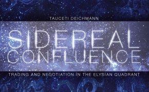 Sidereal Confluence: copertina