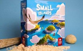 Esploratori di Small Islands