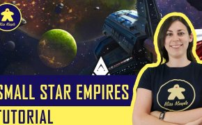 Small Star Empires Tutorial – Gioco da Tavolo – La ludoteca #75