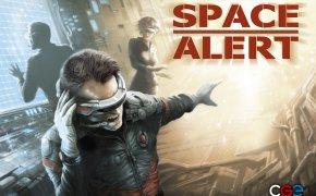 Copertina di Space Alert, gioco di Vlaada Chvàtil