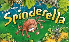 Spinderella: copertina