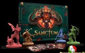 CGE annuncia Sanctum