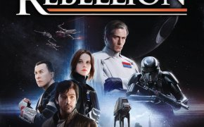 Star Wars Rebellion - Rise of the Empire: copertina