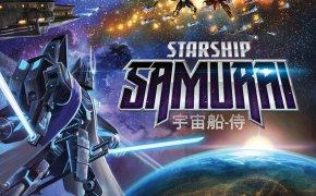 Starship Samurai: copertina