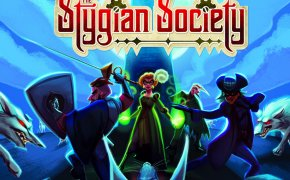 The Stygian Society: copertina