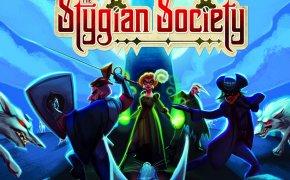 The Stygian Society: copertina