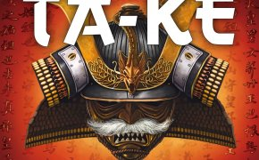 TA-KE: copertina