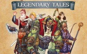 Talisman Legendary Tales: anteprima Essen 2018