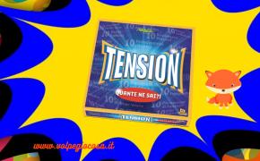 Tension: un gioco a quiz è sempre aggregante