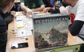 Teotihuacan: city of gods: tutti contro tutti Magnifico 2019