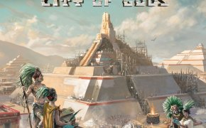 Teotihuacan city of gods copertina