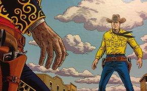 Tex - Fino all'ultima pallottola, ovvero lo scontro tra i lanciatori di dadi più veloci del west