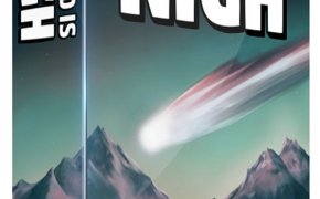 The End is Nigh: copertina
