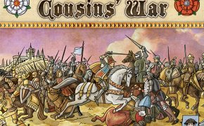 The Cousins' War: copertina