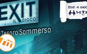 Recensioni Minute - Exit: il gioco (la serie)