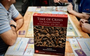 Time of Crisis Copertina