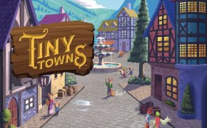 Tiny Towns: il piccolo, grande city building
