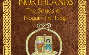Tales of the Northlands: copertina