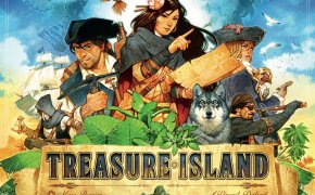 Treasure Island: anteprima Essen 2018