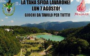 Lavarone: TdG Trento