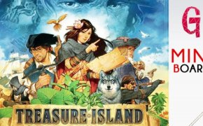 Miniboard #30: Treasure Island