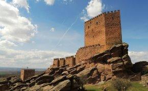 Trono di Spade: castello di Zafra