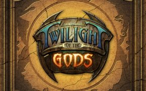 Twilight of the Gods: copertina