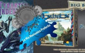 La Mia Meccanica Preferita: Dominion e Tyrants of the Underdark - i punti e le carte