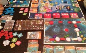 underwater cities partita in corso