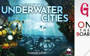 On the Board #101: Underwater Cities