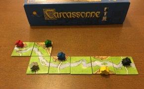 Carcassonne e Volatilità
