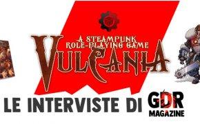 Vulcania gdr: intervista a Simone Raspi