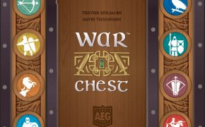 War Chest: anteprima Essen 2018