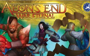 Aeon's End War Eternal: copertina