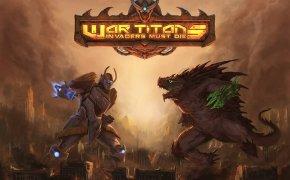 War Titans: copertina