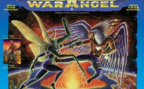 warangel copertina