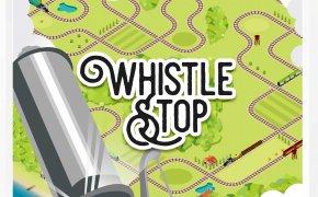 whistle stop copertina