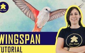 Wingspan – Tutorial Gioco da Tavolo – La ludoteca #83